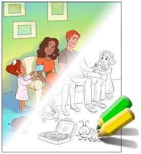 color-in-doctors