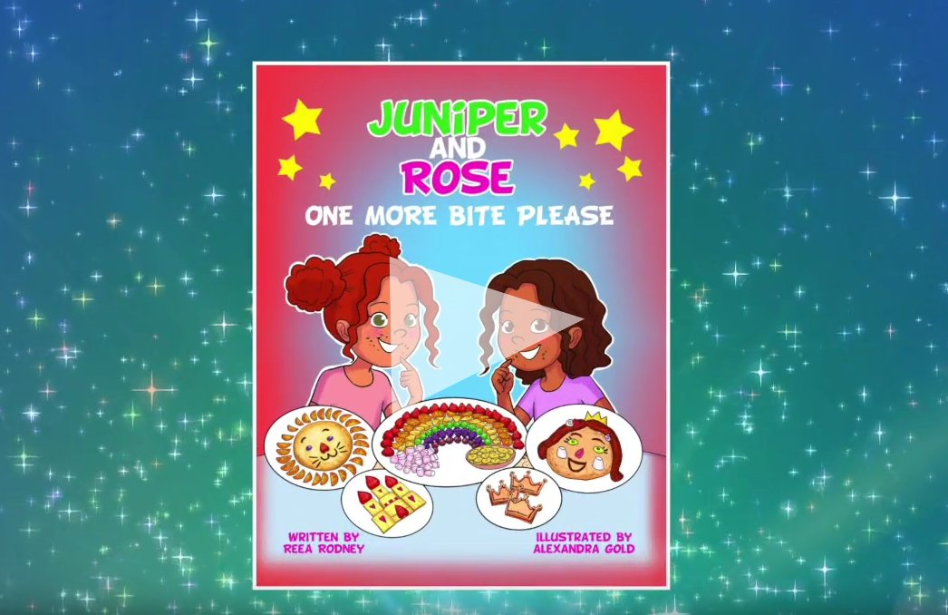 Juniper and Rose One More Bite Trailer Pic
