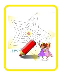 star-maze-icon