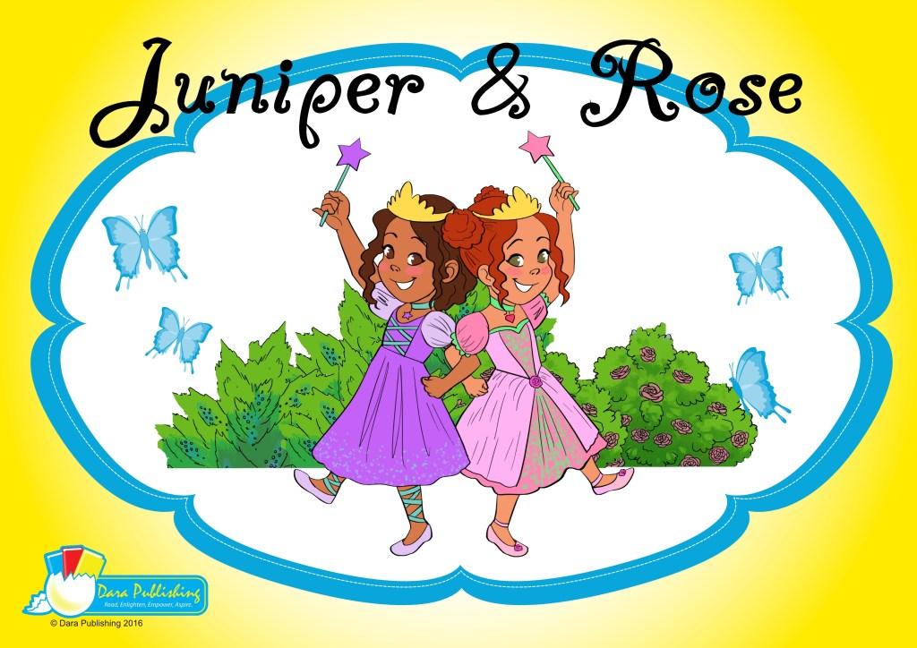 $19.99 Juniper and Rose Placemat
