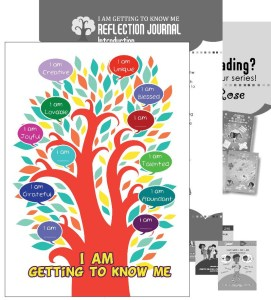 $9.99 I Am Getting to Know Me Journal