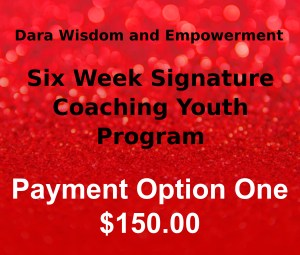 Payment Option One $150.00