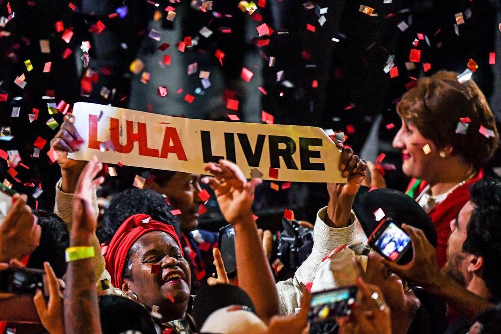 Lula Destekçileri