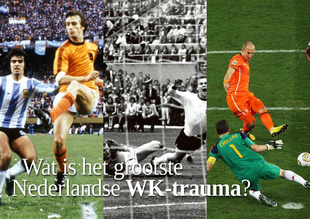 Wat Is Het Grootste Nederlandse WK-trauma?