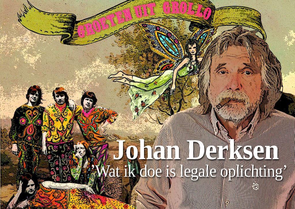 Johan Derksen Wat Ik Doe Is Legale Oplichting Darch Media