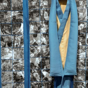 Kevlar Kimono, detail