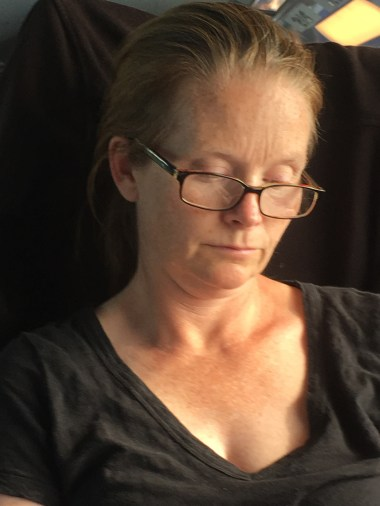 Leslie, studious