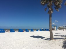 FL beach scene