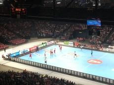 Handball ... more fun live!