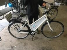 My free Zurich bike!