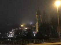 Gorgeous in fog.