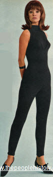 two say stretch body suit