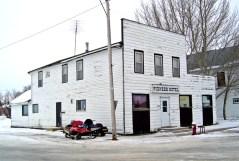 Old Wiseton hotel