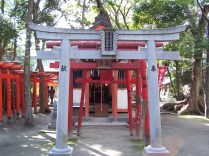 gates to temple