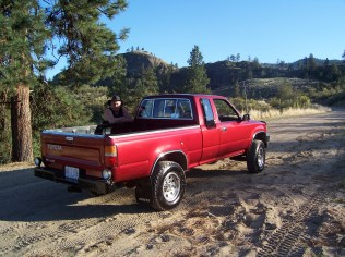 '92 Toyota pick up