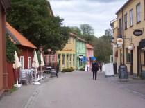 Sigtuna street