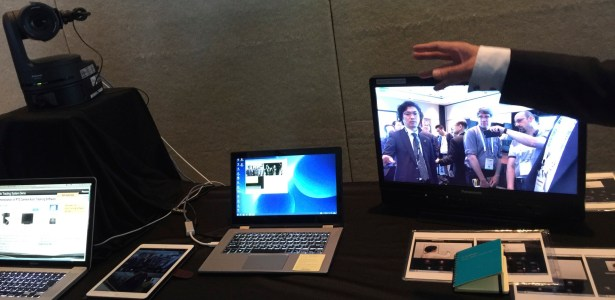 Notes from InfoComm 2015