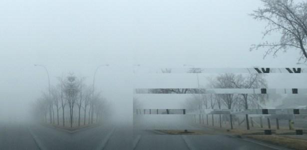 Winter fog glitch