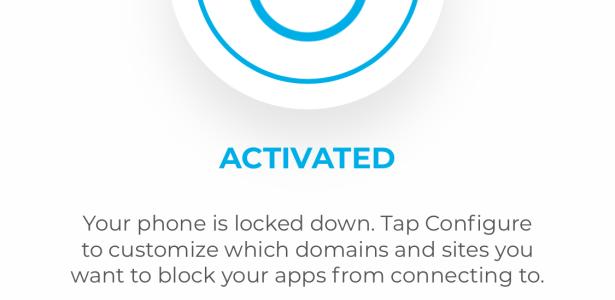 Lockdown – privacy app for iOS