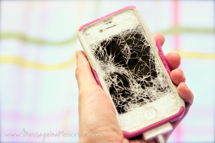 So, I Guess I Needed an iPhone Break {A Less Digital Life Postlude}