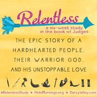 An Epic Story…with a video introduction to #RelentlessStudy