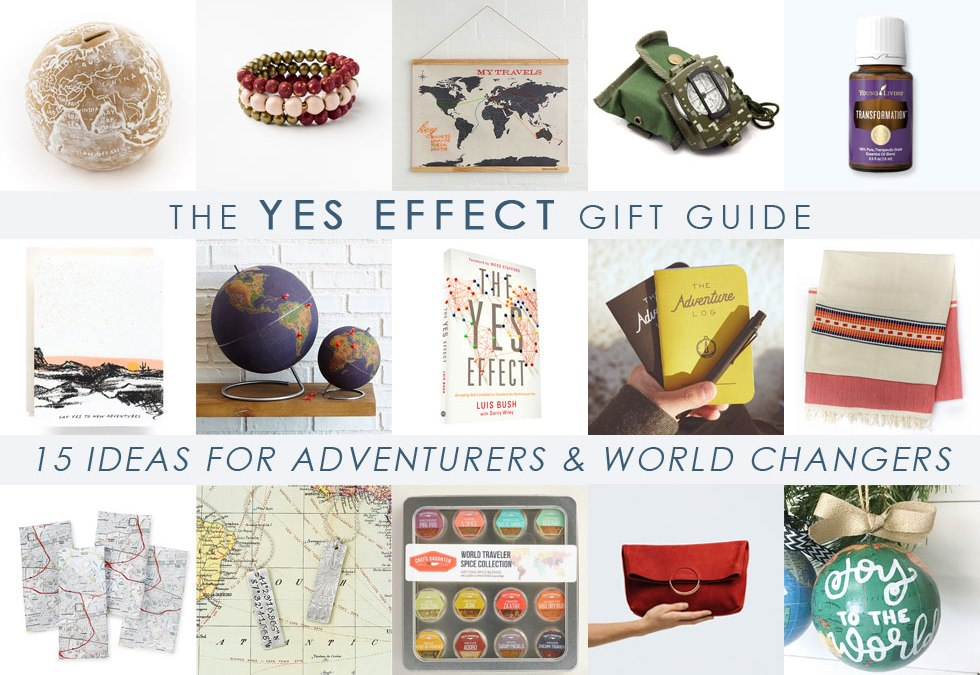 15 Gift Ideas for Adventurers & World Changers