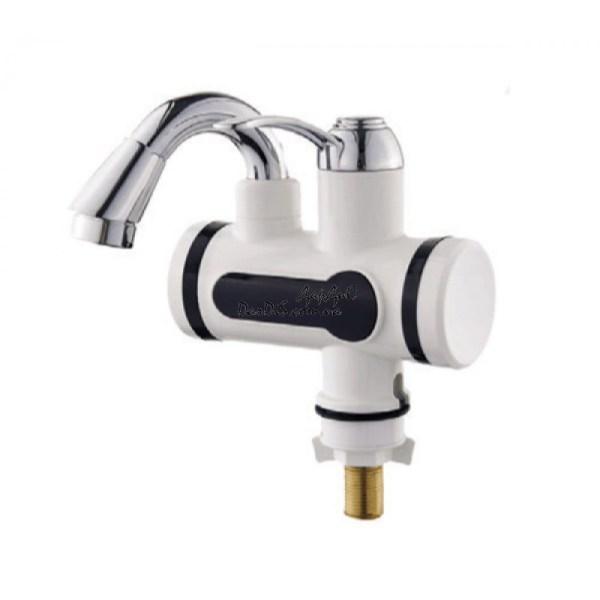 Электрический кран водонагреватель проточный Zerix ELW-12-2E