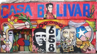 Santiago: casa bolivar