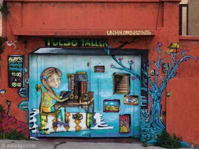 StreetArt: pulso taller [pulse workshop]