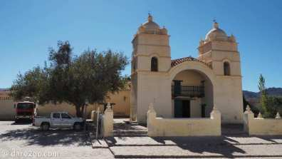 off RN40: the old church of Molinos