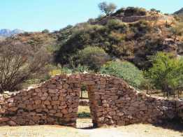 Shincal Inca Ruins in Argentina: what's left of one of the two Kallankas