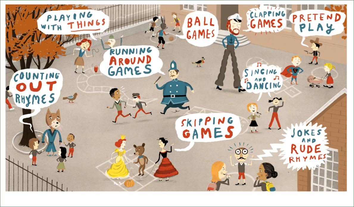 Opie Award for Children's Games book