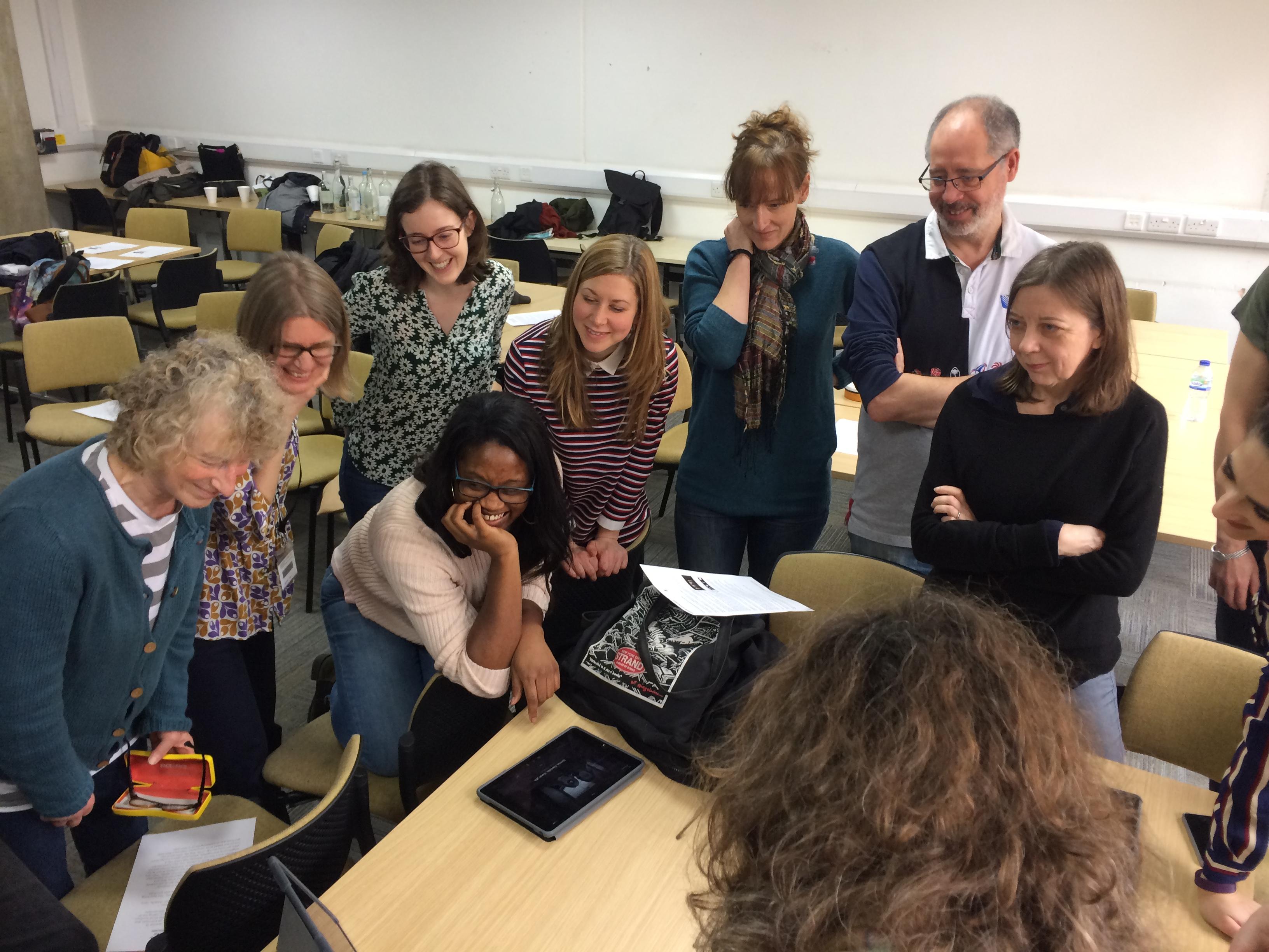 Incorrigibly Plural – A L.A.T.E. Conference in celebration of Morlette Lindsay
