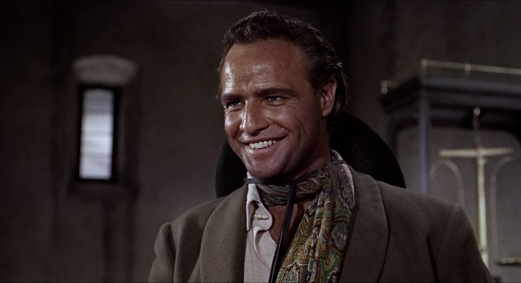 One-Eyed Jacks Marlon Brando
