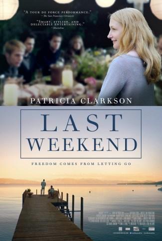Patricia Clarkson in Last Weekend