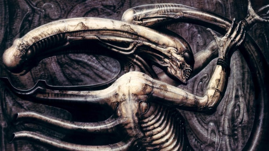 dark star h.r. giger's world