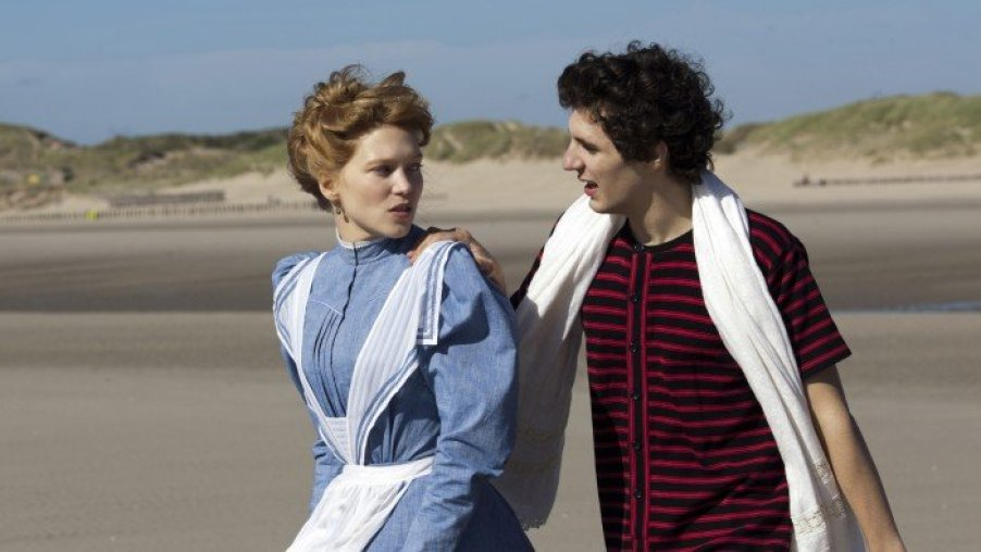 Lea Seydoux in The Diary of a Chambermaid