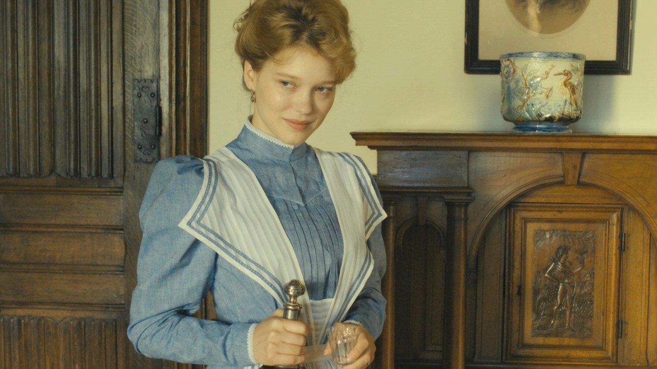 the diary of a chambermaid lea seydoux