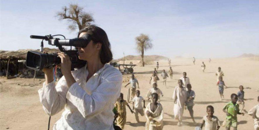 Kirsten Johnson in Cameraperson