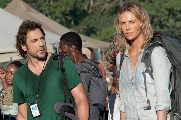 The Last Face Javier Bardem Charlize Theron