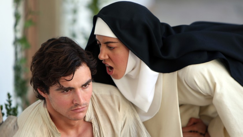 The Little Hours Dave Franco Aubrey Plaza
