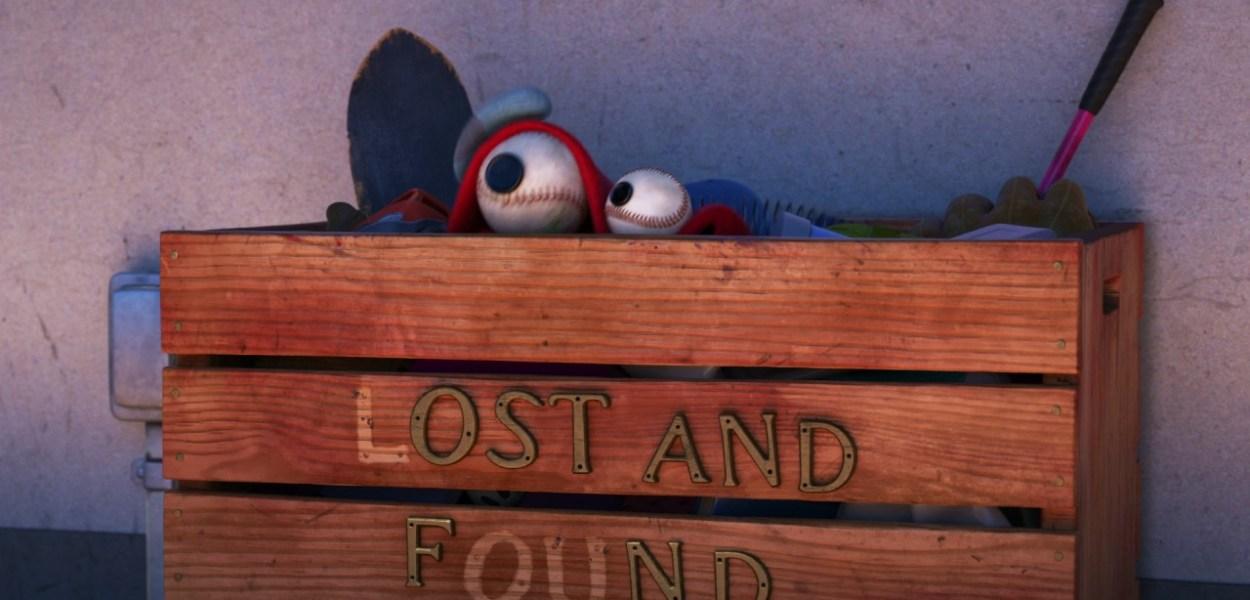 LOU Pixar