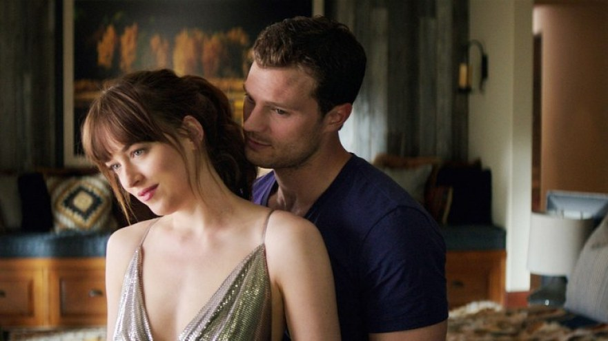 Fifty Shades pairs Dakota Fanning with Jamie Dornan