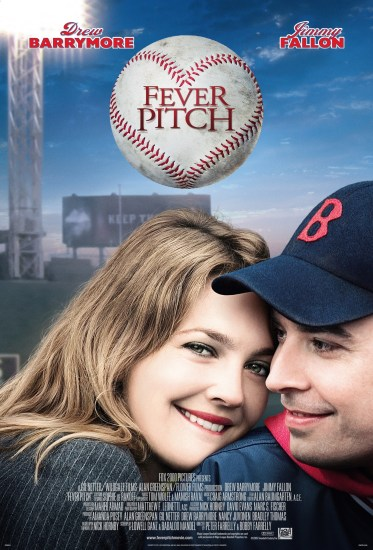 Jimmy Fallon and Drew Barrymore star in the romantic comedy Fever Pitch