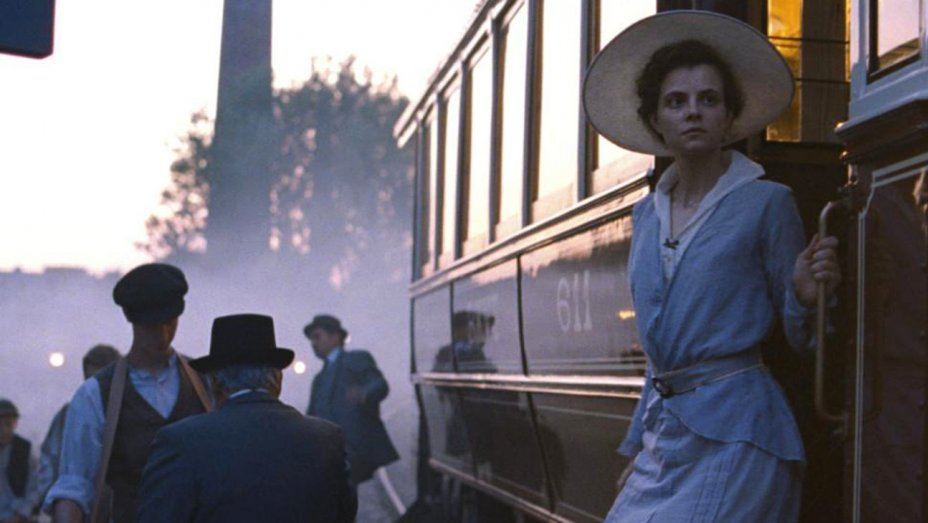 Juli Jakab in Sunset, directed by László Nemes