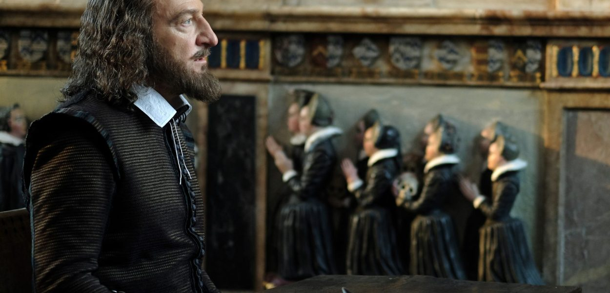 Kenneth Branagh as William Shakespeare in All is True