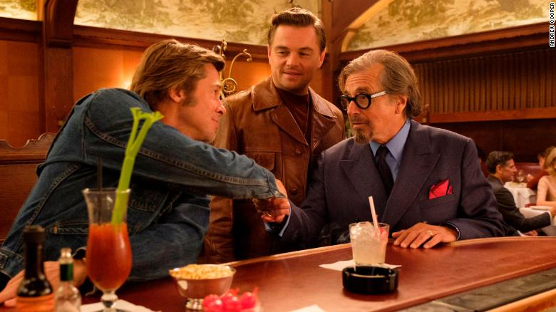Once Upon a Time in Hollywood Now Playing
