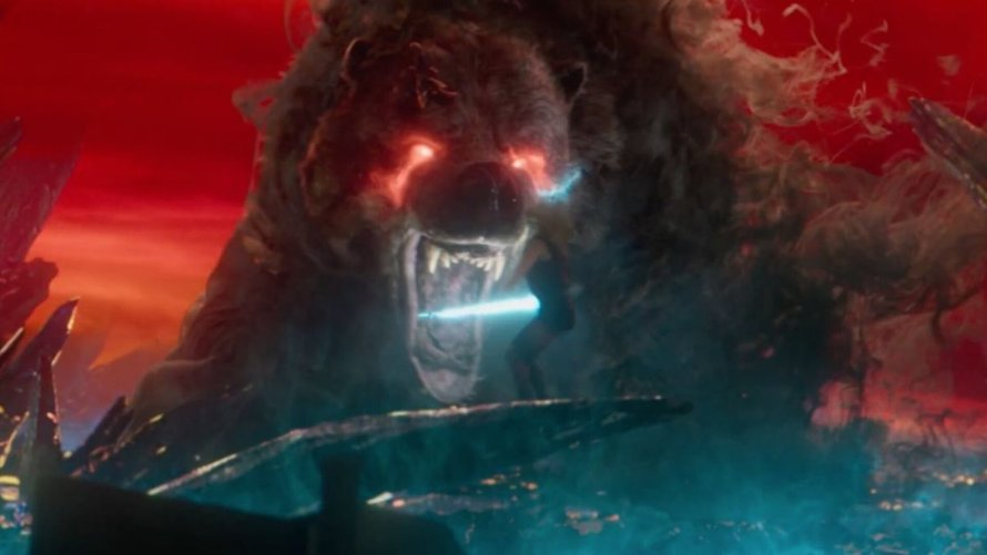 The New Mutants Demon Bear