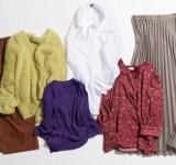 【明日なに着る?】着やせ効果も♡秋色パープルで旬のチェックを女っぽく【7/20days】