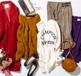 【明日なに着る?】プチプラも魅力♡シャギーニットはマットな素材で大人っぽく!【9/20days】